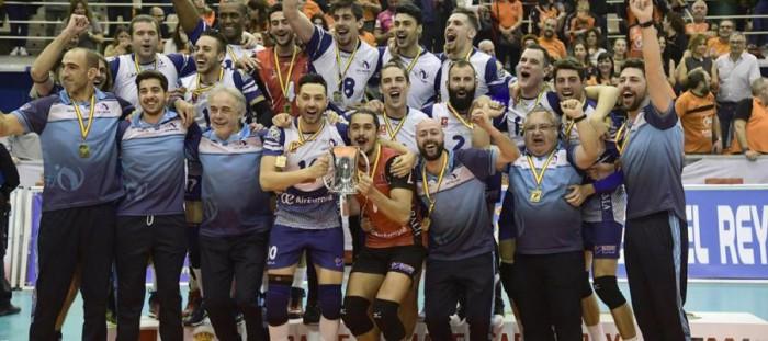 El Can Ventura Palma se proclama campeón de la Copa del Rey
