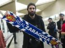 Así es Samaras, el flamante fichaje del Zaragoza