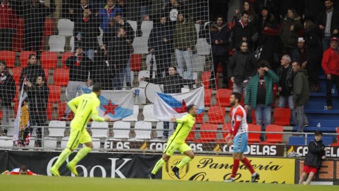 El Almería, sin entrenador, consiguió la victoria en la Jornada 28