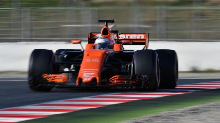 La pretemporada para Alonso ha sido decepcionante