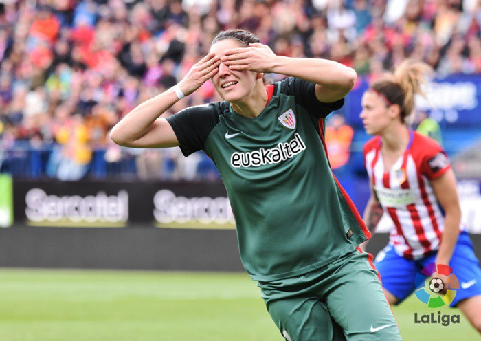 El Athletic se llevó un punto del Calderón