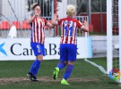 Liga Iberdrola: El Atlético sin piedad en la jornada más goleadora