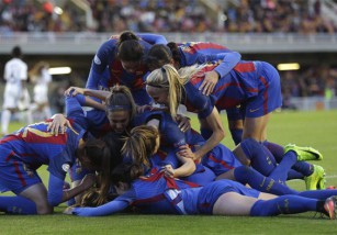 UEFA Women's Champions League: Un histórico Barça alcanza las semifinales
