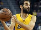 NBA: Calderón, un warrior por una hora