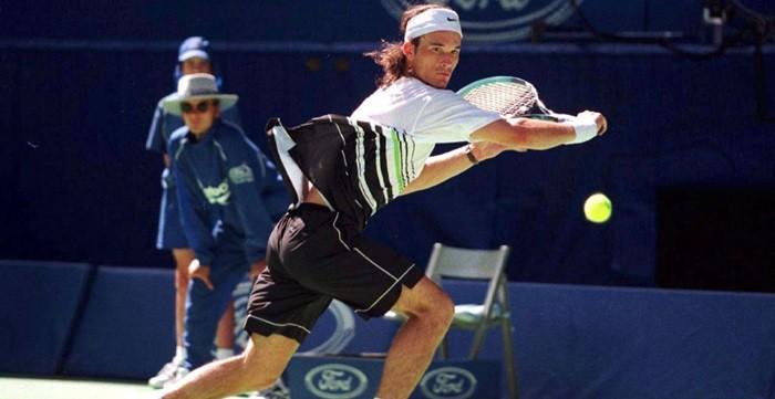 Carlos Moyá revolucionó el tenis español