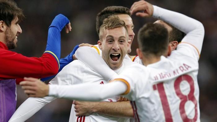Muniain lidera la sub 21 en la victoria ante Albania