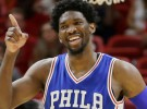 NBA: termina la temporada para Joel Embiid