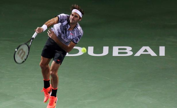 ATP 500 Dubai 2017: Murray, Federer, Verdasco, Granollers y Bautista a segunda ronda