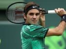 Masters 1000 Miami 2017: Federer, Wawrinka y Bautista a tercera ronda, Muguruza a octavos