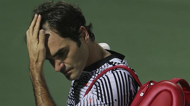 Federer cae ante Donskoy en Dubai