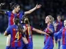 UEFA Women's Champions League: El Barça vence por la mínima en Malmö para poner un pie en 'semis'