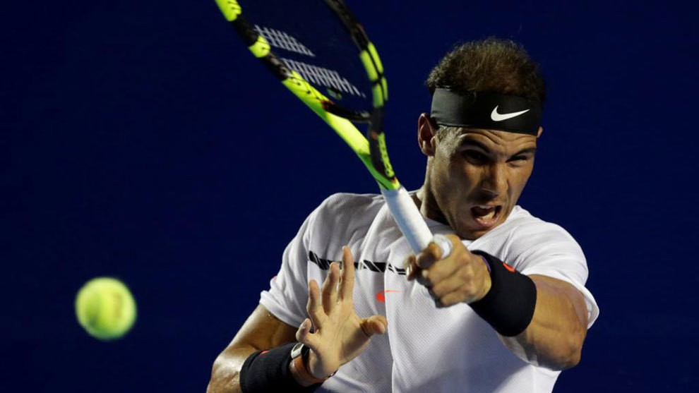 Abierto Mexicano 2017: Rafa Nadal y Djokovic a cuartos de final