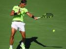 Masters 1000 Indian Wells 2017: Rafa Nadal, Federer y Djokovic a octavos, Muguruza a cuartos