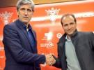 El Mirandés presenta su cuarto entrenador de la temporada: Pablo Alfaro