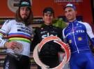 Milán – San Remo 2017: Kwiatkowski gana en un apretado sprint con Sagan