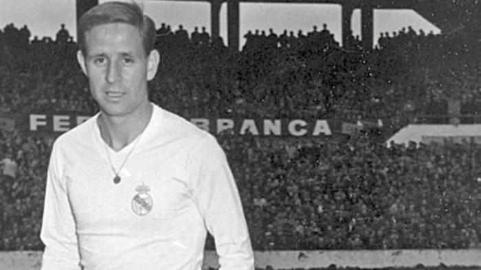 Raymond Kopa es una de las leyendas del Real Madrid