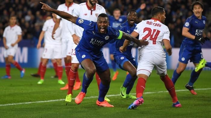 El Sevilla cayó eliminado ante el Leicester