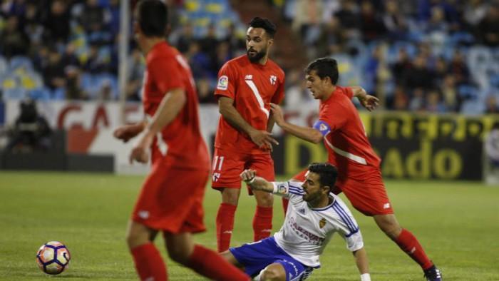 La victoria del Sevilla B en Zaragoza le costó el puesto a Agné