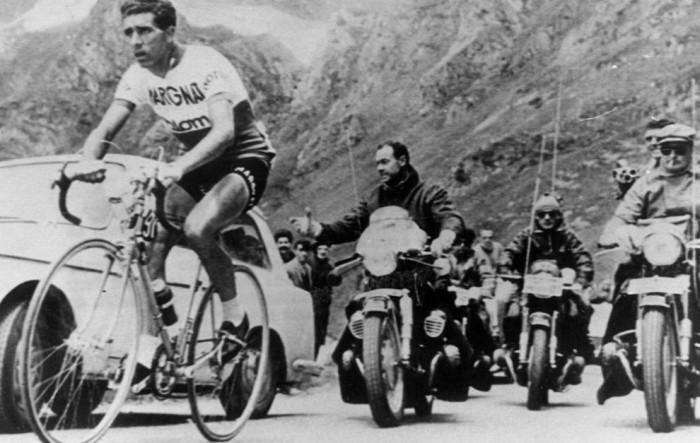 Bahamontes, el español pionero en el 'Tour'