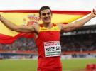 Bruno Hortelano podrá volver a competir el próximo verano