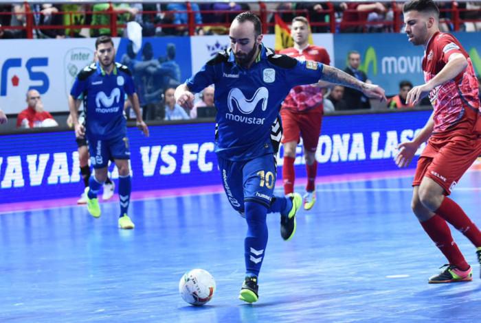 Movistar Inter y ElPozo Murcia jugarán la final de la Copa de España