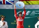 Vettel y Alonso: cara y cruz en Australia