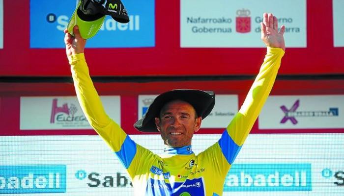 Alejandro Valverde ganó por fin la Vuelta al País Vasco