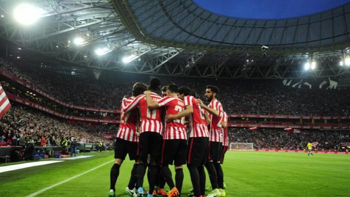 El Athletico goleó a Las Palmas en la Jornada 32