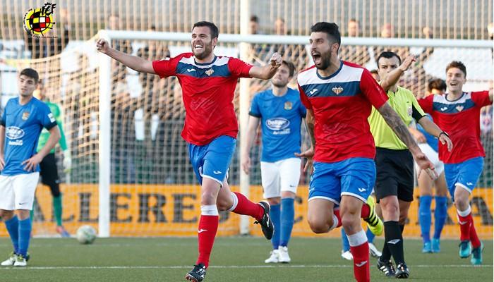 El Atlético Saguntino ganó la Copa Federación de 2017