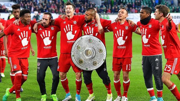 El Bayern cierra la temporada con cuatro títulos tras ganar la Copa de Alemania