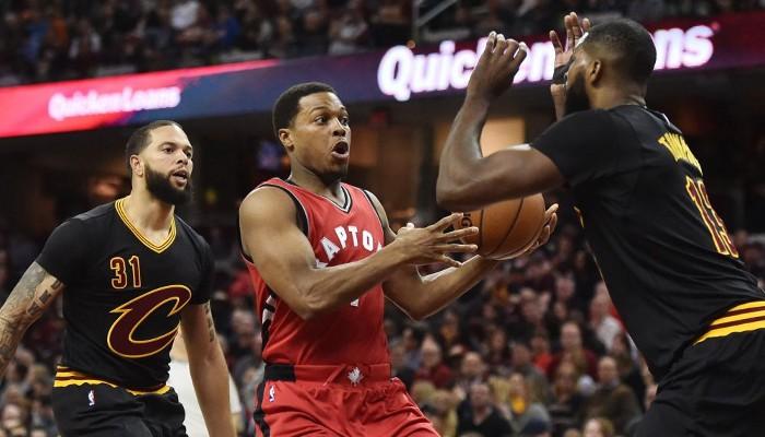 Cavaliers - Raptors en semifinales de Conferencia