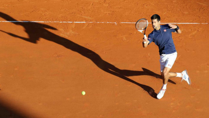 Djokovic derrota con lo justo a Pablo Carreño en Montecarlo