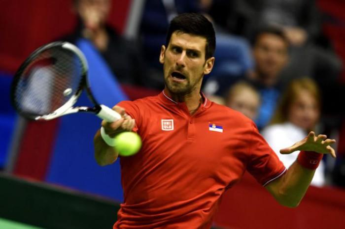 TENNIS-DAVIS-CUP-SRB-ESP-tennis