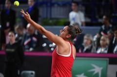 España fuera del Grupo Mundial de la Fed Cup