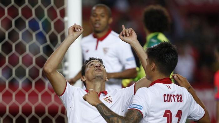 Ganso marcó dos goles en la Jornada 33