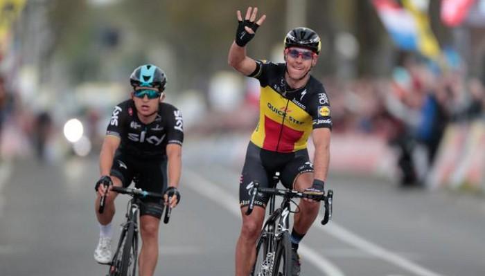Gilbert gana por cuarta vez la Amstel Gold Race