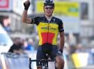 Tour de Flandes 2017: enorme victoria del belga Philippe Gilbert