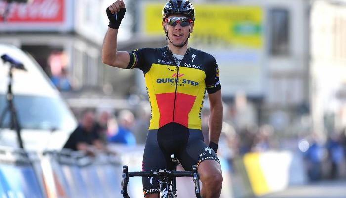 Vuelta a España 2013: Gilbert elude la maldición del campeón del mundo