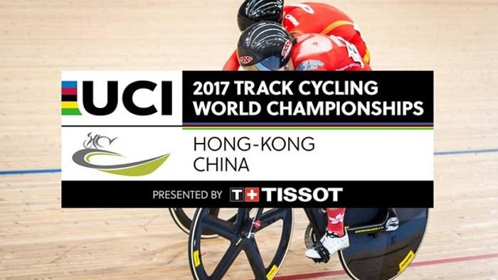 Los Mundiales de ciclismo en pista de 2017 se han celebrado en Hong Kong