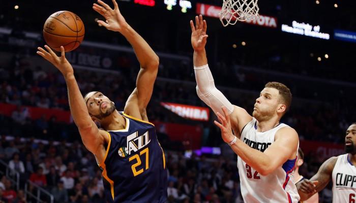 Jazz y Clippers se cruzan en la primera ronda de los playoffs