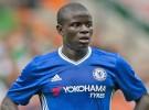 N'Golo Kanté, mejor jugador de la Premier League