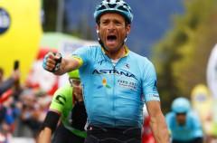 Fallece el ciclista italiano Michele Scarponi mientras entrenaba en Italia