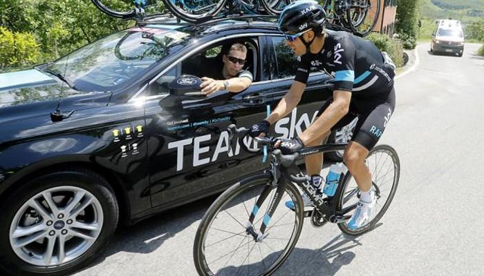 Mikel Landa es la baza española para el Giro de Italia