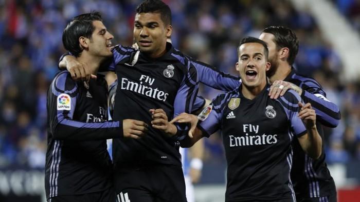 Morata anotó un hattrick en la Jornada 30