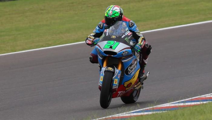Morbidelli lleva dos de dos en el Mundial de Moto2