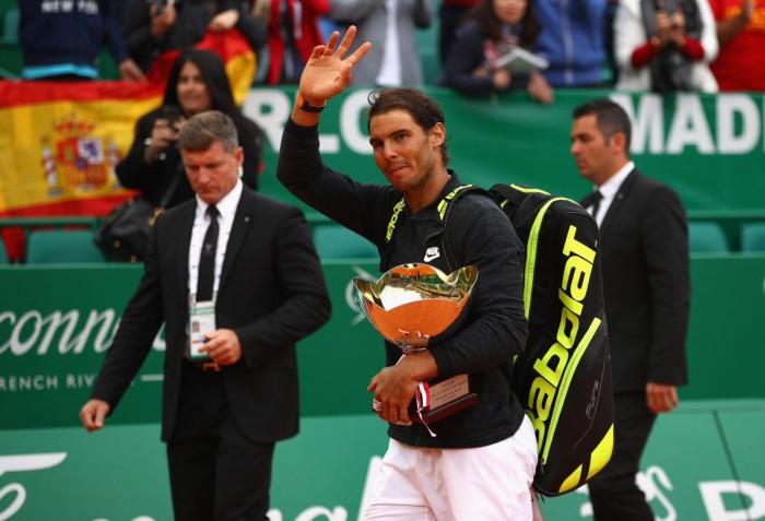 Nadal campeón en Montecarlo