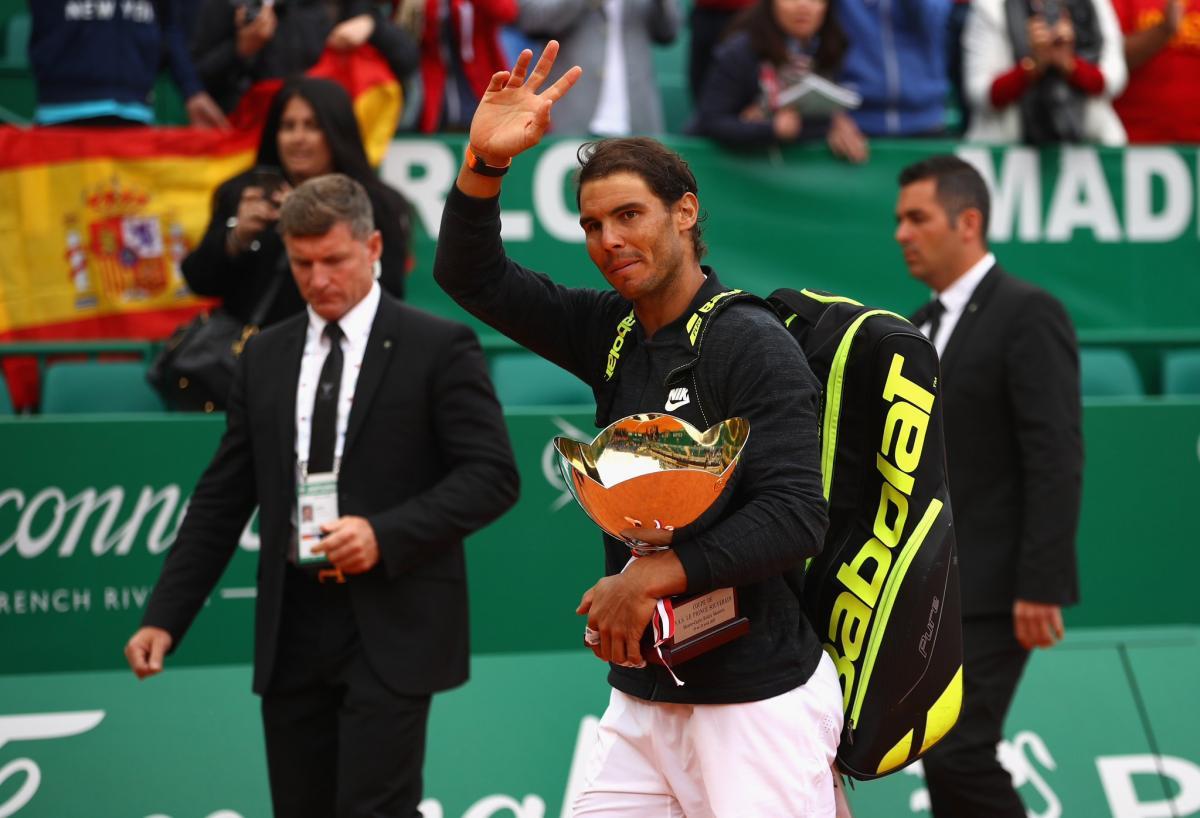 Masters 1000 Montecarlo 2017: Rafa Nadal diez veces campeón
