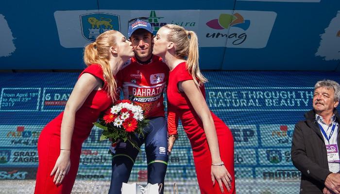Nibali ha conseguido su primera victoria del año en Croacia