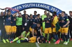 Red Bull Salzburgo gana la UEFA Youth League 2017
