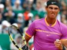 Masters 1000 Montecarlo 2017: Rafa Nadal y Djokovic a cuartos de final
